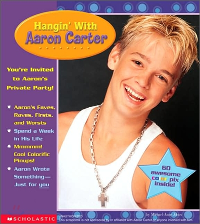 Hangin' with aaron carter
