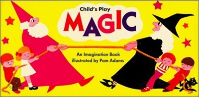Magic : an imagination book