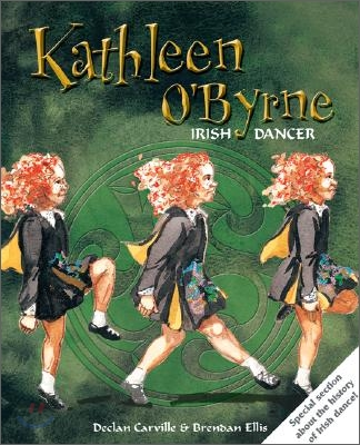 Kathleen o'byrne : Irish dancer