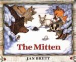 The Mitten (Board book)
