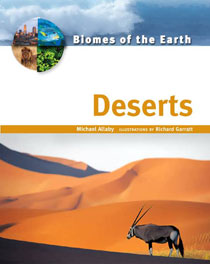 Deserts : Biomes of the Earth