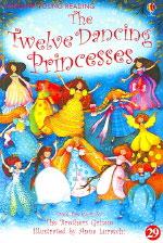 (The)twelve dancing princesses