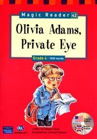 Olivi(A)Adams Private Eye : Mystery