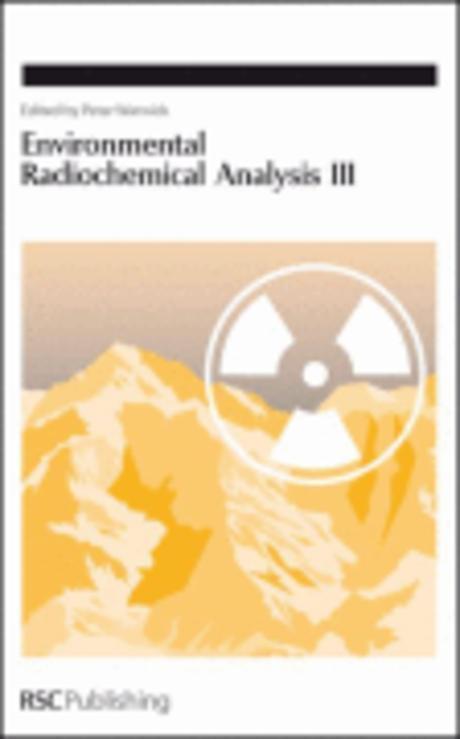 Environmental radiochemical analysis III