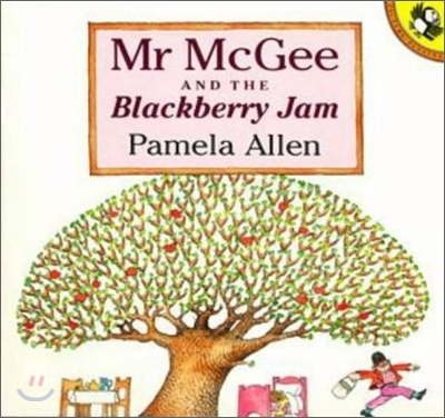 Mr McGee and the blackberry jam