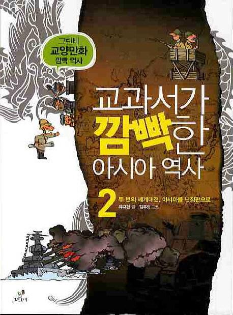 교과서가 깜빡한 아시아 역사. 2, 두 번의 세계대전, 아시아를 난장판으로