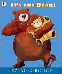 It's the bear
