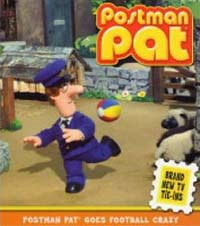 Postman Pat : Goes Football Crazy
