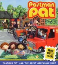 Postman Pat : great Greendale Race