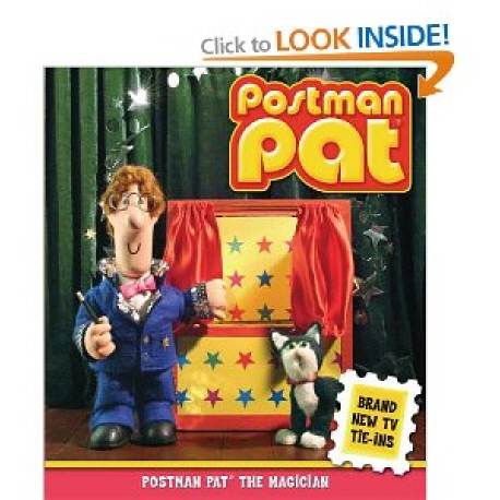 Postman Pat : The Magician