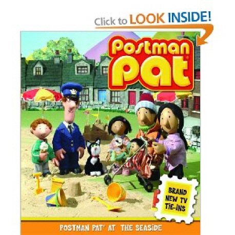 Postman Pat : At the Seaside
