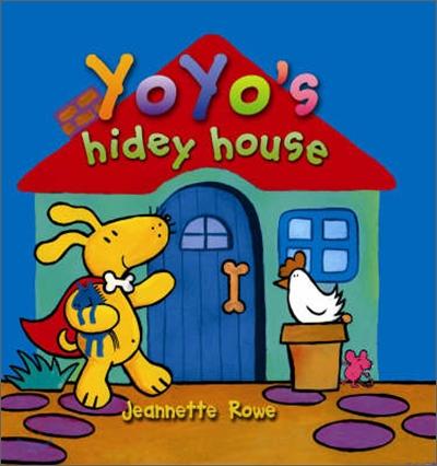 Yo Yo's hidey house