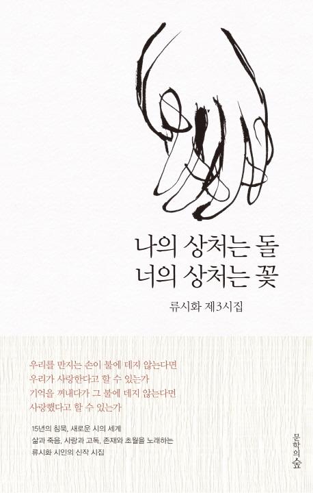 나의 상처는 돌 너의 상처는 꽃 : 류시화 제3시집
