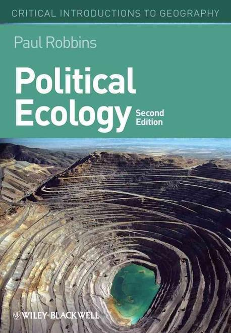 Political ecology :a critical introduction