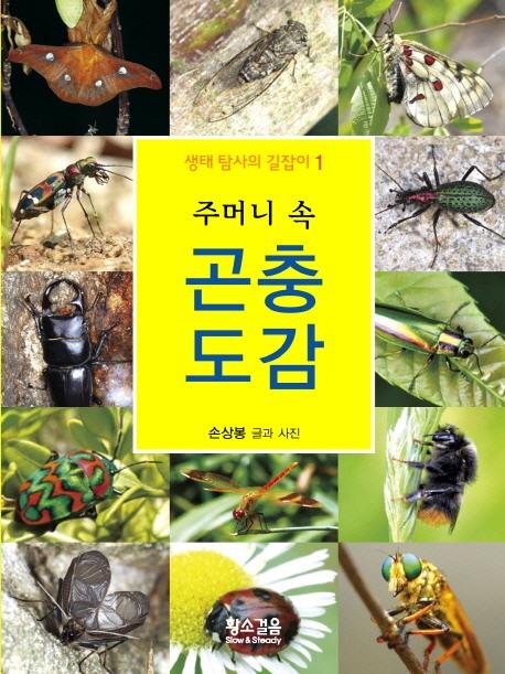 (주머니 속) 곤충도감