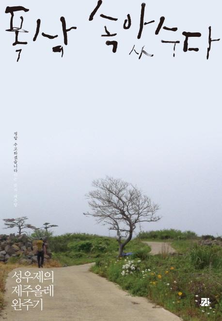 폭삭 속았수다 : 성우제의 제주올레 완주기