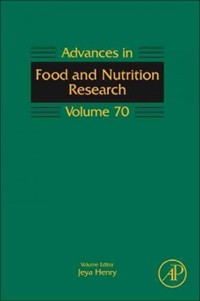 Advances in food and nutrition research. Vol. 70