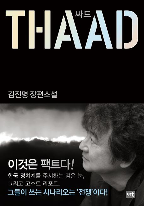 싸드 = Thaad : 김진명 장편소설