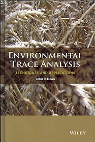 Environmental trace analysis :techniques and applications